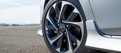 17-in. Alloy Wheels