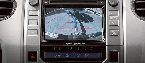 Backup Camera and Display Audio