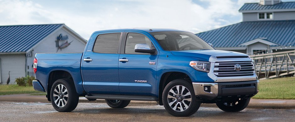 2018 Toyota Tundra Overview Image
