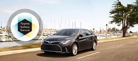 2018 Toyota Avalon Hybrid safety
