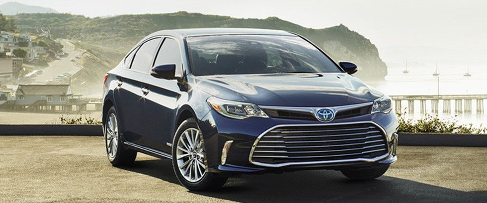 2018 Toyota Avalon Appearance Main Img