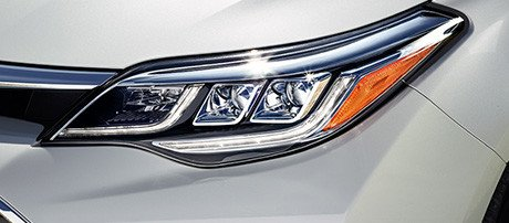 Available LED Headlights