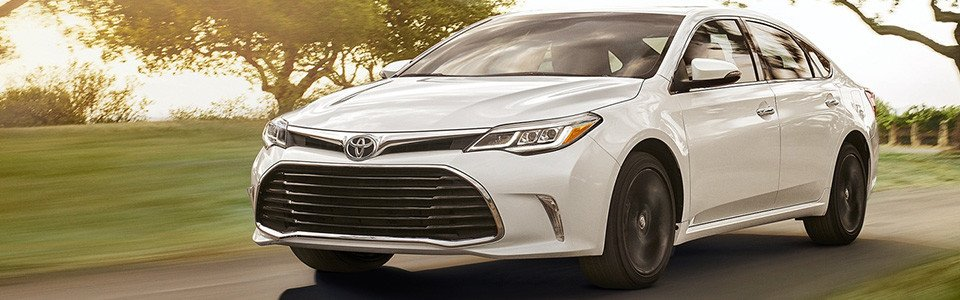 2018 Toyota Avalon Safety Main Img