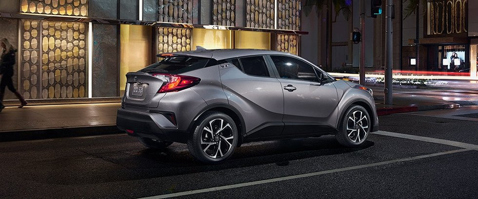 2018 Toyota C-HR Appearance Main Img