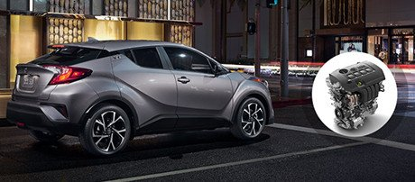 2018 Toyota C-HR performance
