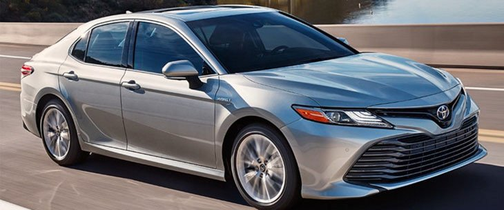 2018 Toyota Camry Appearance Main Img