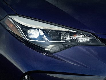 Standard Bi-LED Headlights