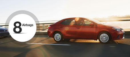 2018 Toyota Corolla safety