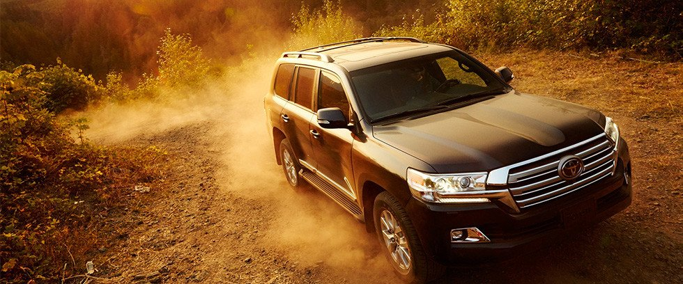 2018 Toyota Land Cruiser Appearance Main Img