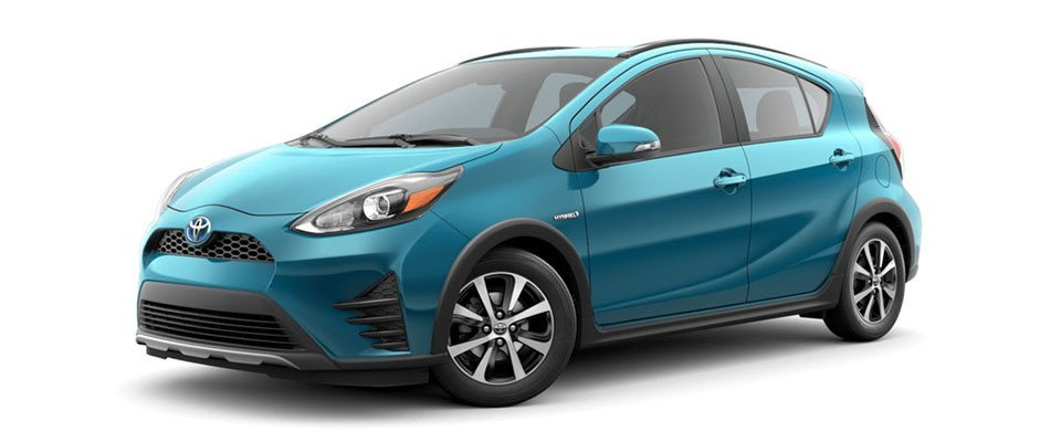 2018 Toyota Prius C Appearance Main Img