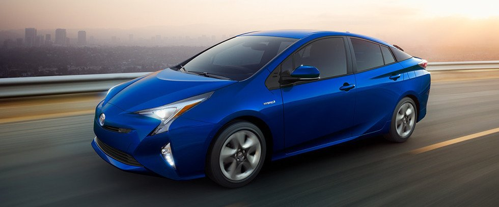2018 Toyota Prius Appearance Main Img