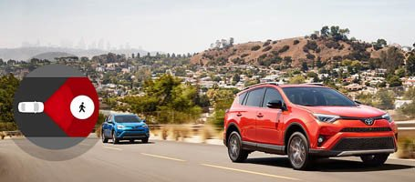 2018 Toyota RAV4 Hybrid safety