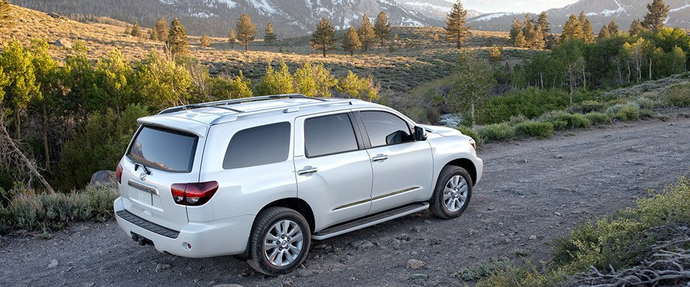 2018 Toyota Sequoia Appearance Main Img