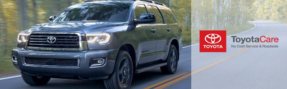 2018 Toyota Sequoia Safety Main Img