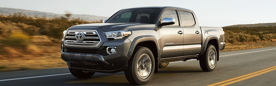 2018 Toyota Tacoma Safety Main Img