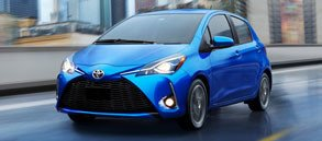 2018 Toyota Yaris performance