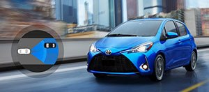 2018 Toyota Yaris safety