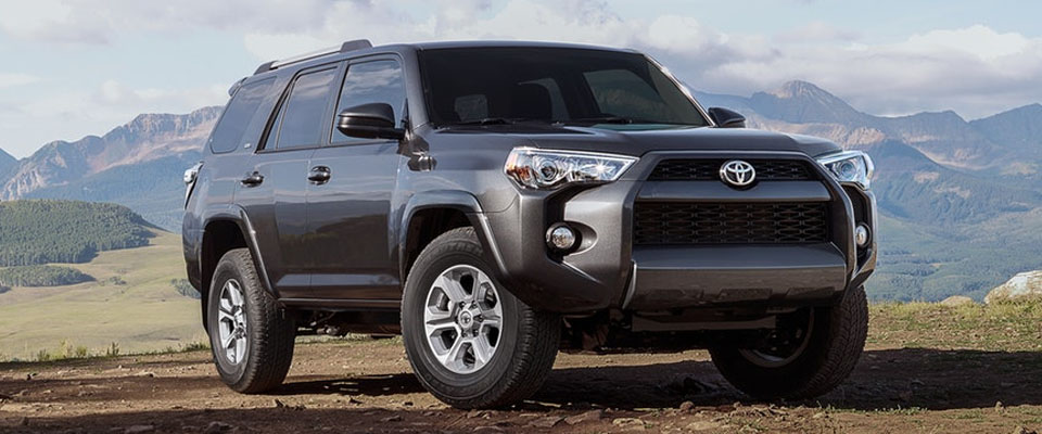 2019 Toyota 4Runner Appearance Main Img