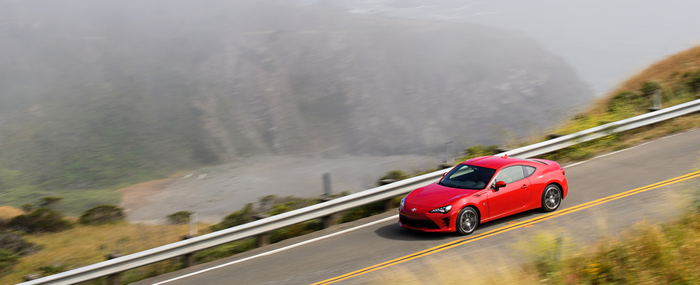 2019 Toyota 86 Safety Main Img
