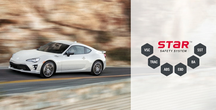 2019 Toyota 86 safety3