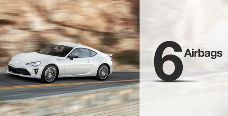 2019 Toyota 86 safety4