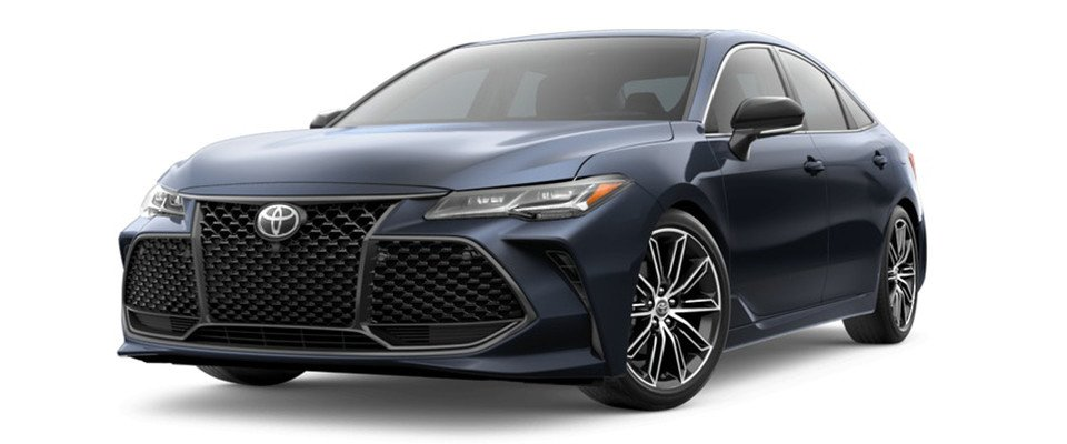 2019 Toyota Avalon Overview Image