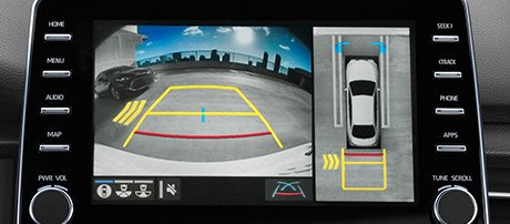 Blind Spot Monitor and Rear Cross-Traffic Alert