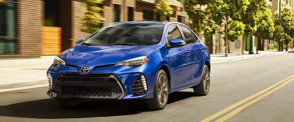 2019 Toyota Corolla Overview Image