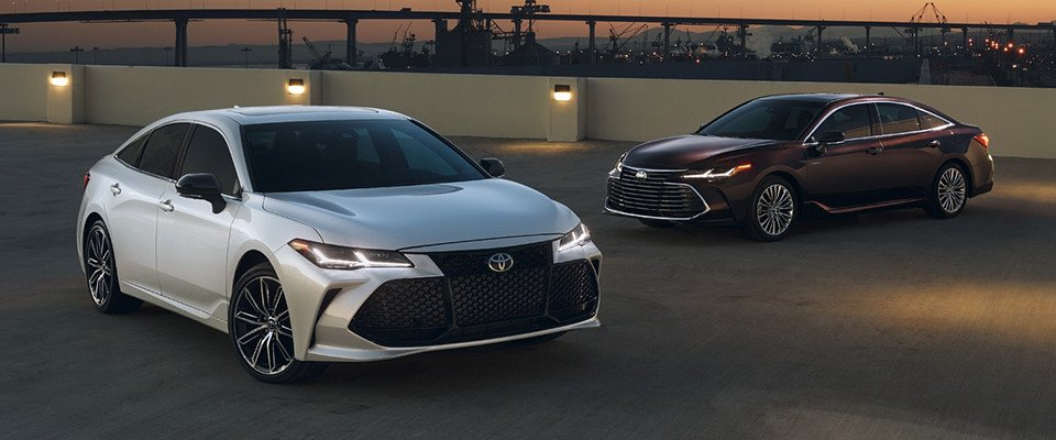 2019 Toyota Avalon Appearance Main Img