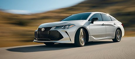 2019 Toyota Avalon performance