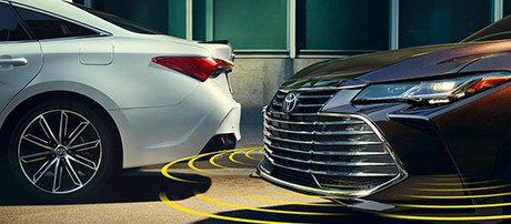 2019 Toyota Avalon safety