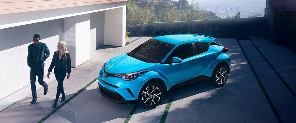 2019 Toyota C-HR Appearance Main Img