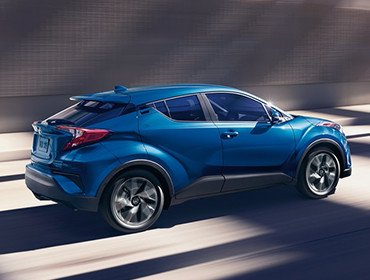 2019 Toyota C-HR appearance
