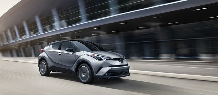 2019 Toyota C-HR performance