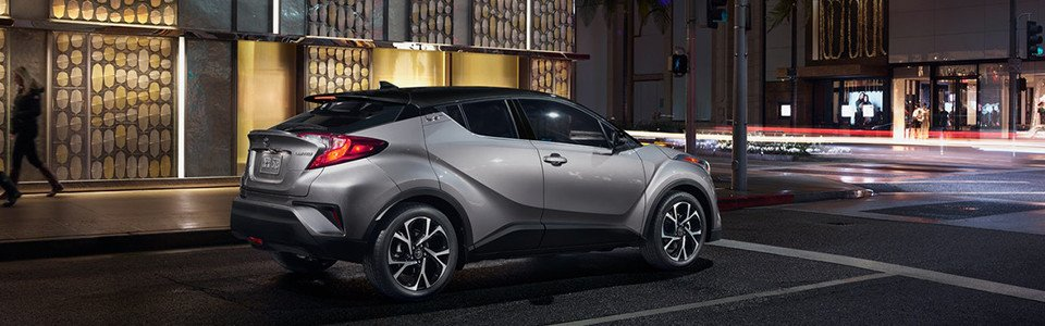 2019 Toyota C-HR Safety Main Img