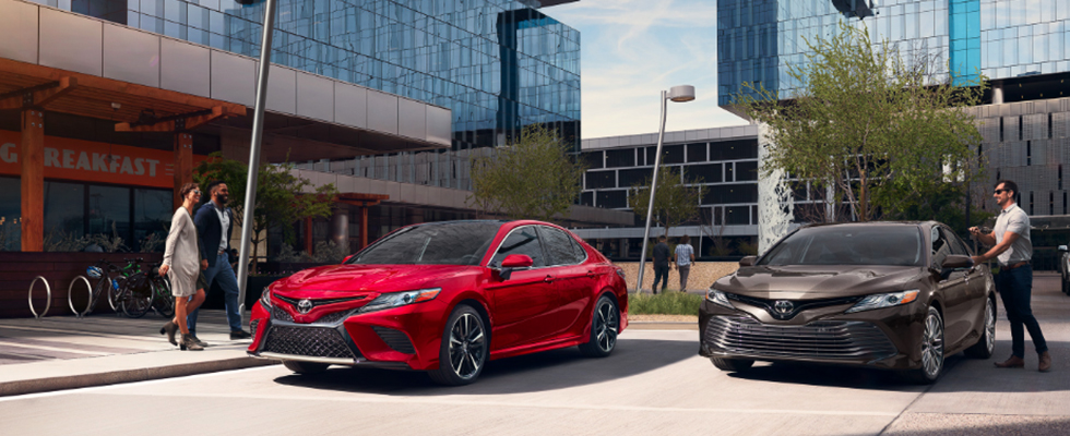 2019 Toyota Camry Hybrid Appearance Main Img