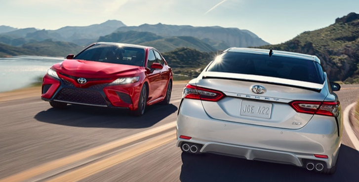 2019 Toyota Camry performance1