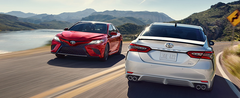 2019 Toyota Camry Safety Main Img