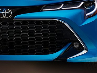 2019 Toyota Corolla Hatchback appearance