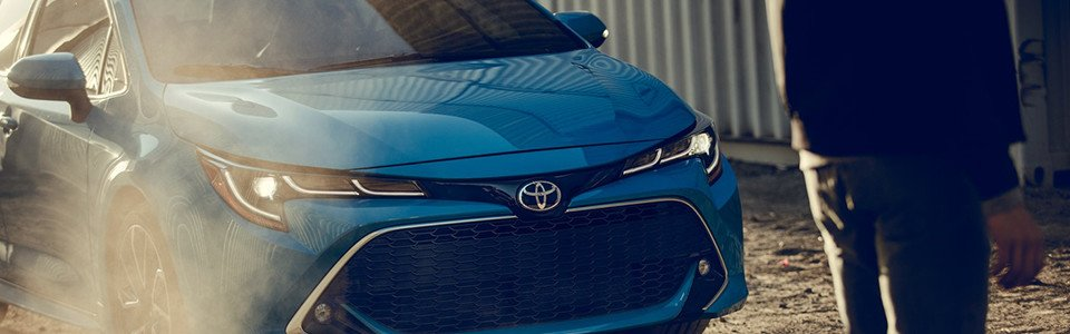 2019 Toyota Corolla Hatchback Safety Main Img