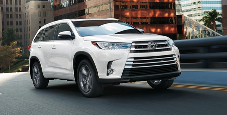 2019 Toyota Highlander Hybrid performance