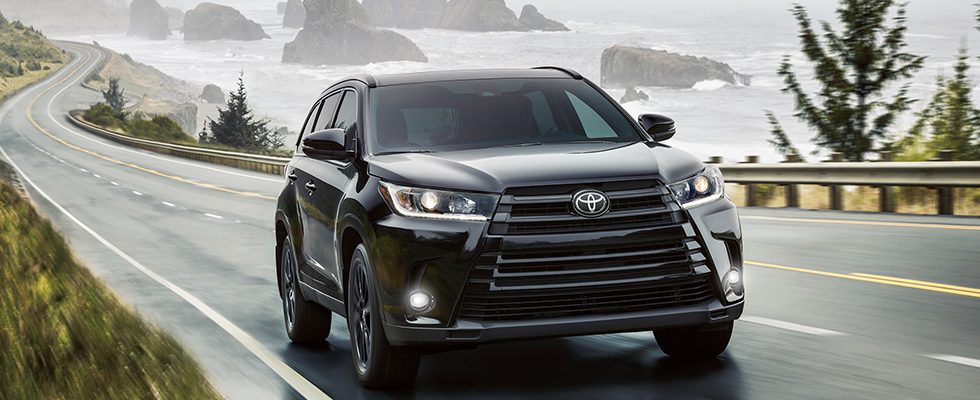 2019 Toyota Highlander Hybrid Safety Main Img