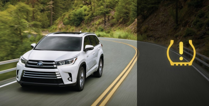 2019 Toyota Highlander Hybrid safety