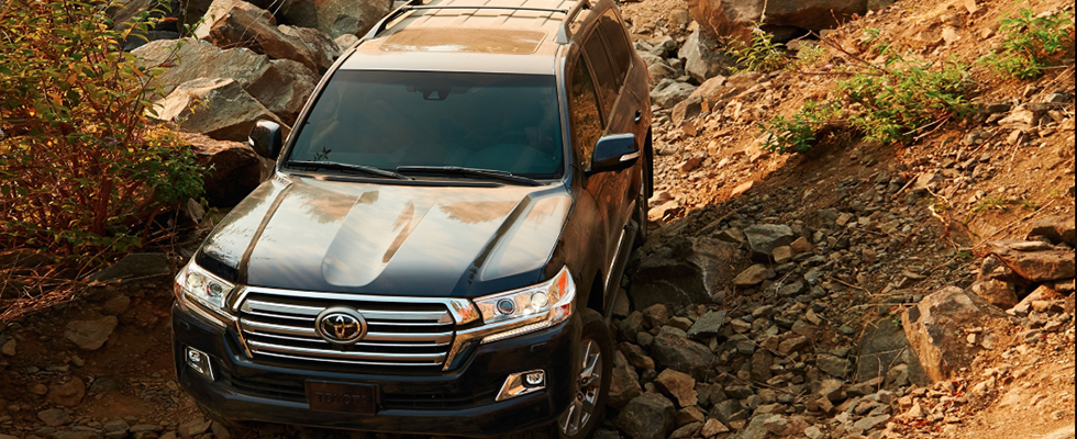 2019 Toyota Land Cruiser Appearance Main Img