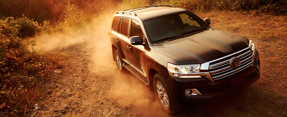2019 Toyota Land Cruiser Main Img