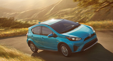 2019 Toyota Prius C appearance