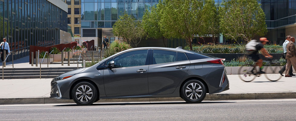 2019 Toyota Prius Prime Appearance Main Img