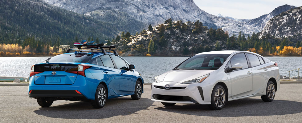2019 Toyota Prius Appearance Main Img