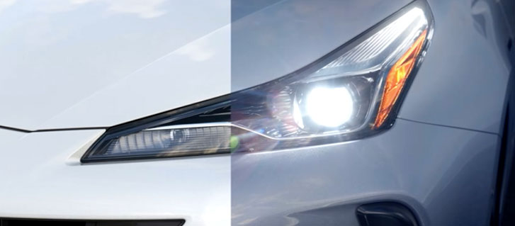 Available Adaptive Front-Lighting System (AFS) And Auto-Leveling Headlights