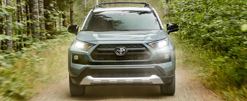 2019 Toyota RAV4 Hybrid Safety Main Img